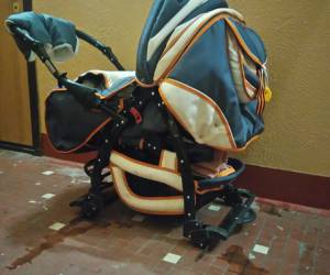 Is Your Pram Safe from Theft?