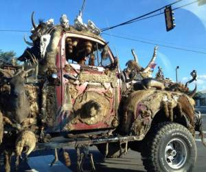 New Voodoo model Hits The Roads