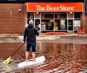 When you need beer, nothing can stop you