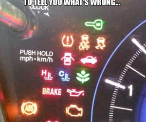 When a girl finally decides to tell Y what's Wrong